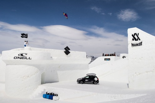 Suzuki Nine Knights 2014 presented by GoPro – Day 5 Big Air Contest