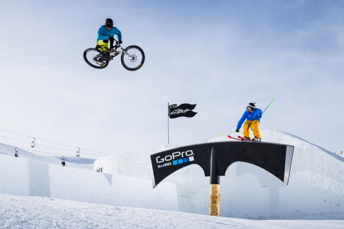 Suzuki Nine Knights 2014 presented by GoPro – Day 2 Bike Ski Special Shoot