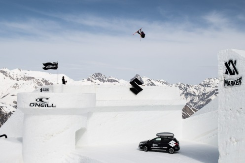 Suzuki Nine Knights 2014 presented by GoPro – Day 5 Big Air Contest